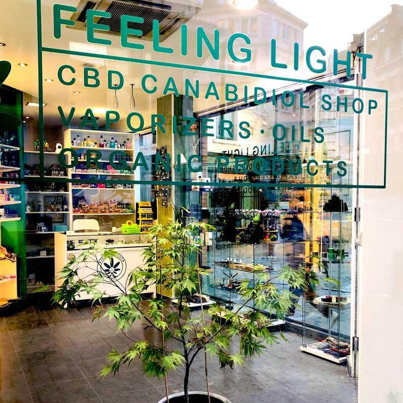 CBD Shop Bruxelles Feeling Light