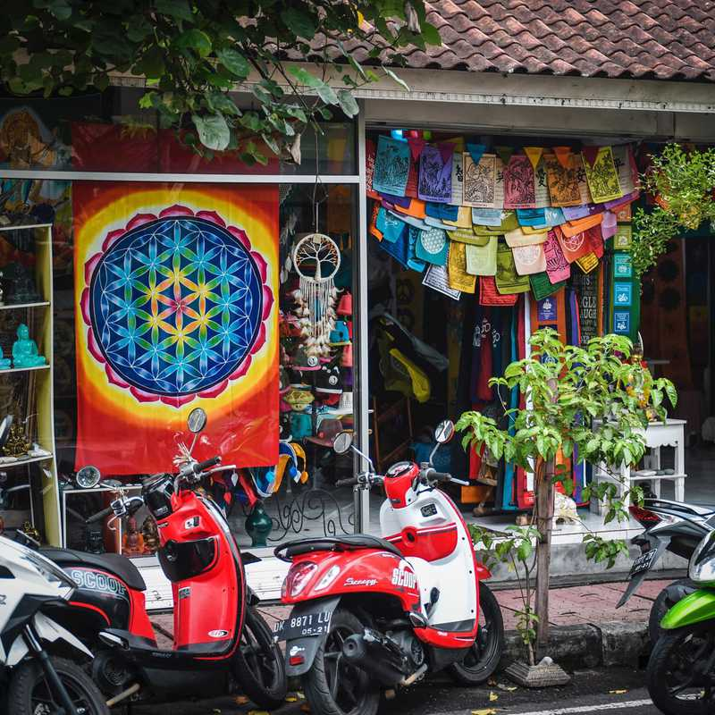 Place / Tourist Attraction: Ubud (Ubud, Indonesia)