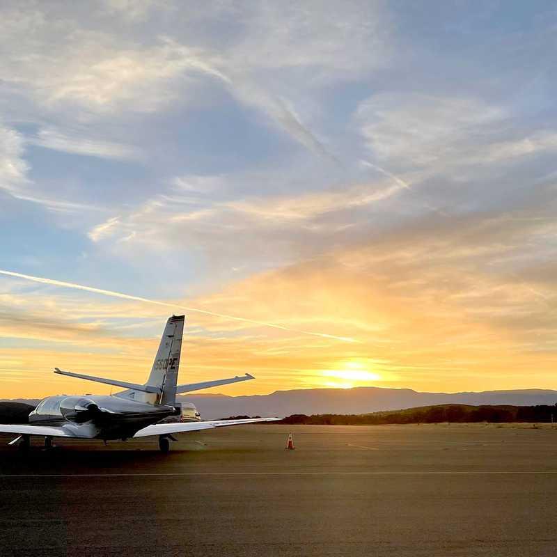 Sedona Airport Scenic Lookout