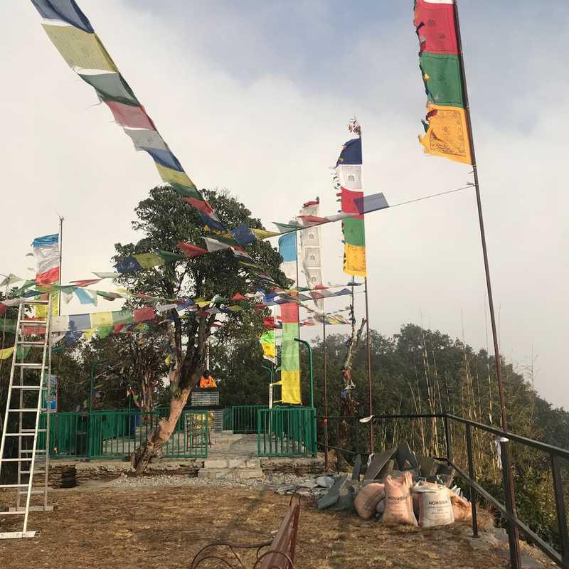 Gurung Hill tower