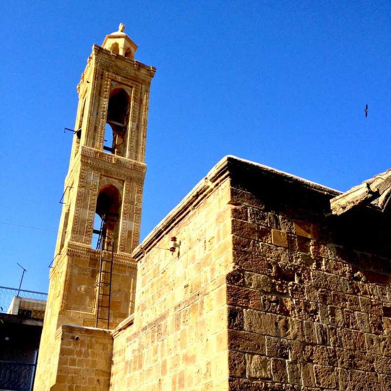 Church of Agios Antonios