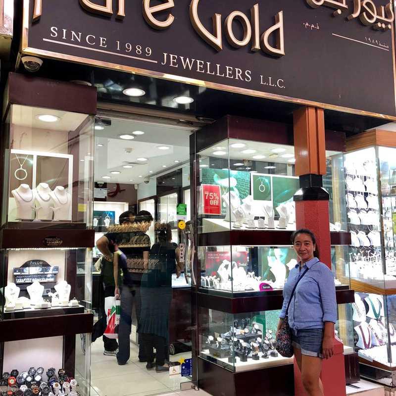 Dubai Gold And Spice Souk