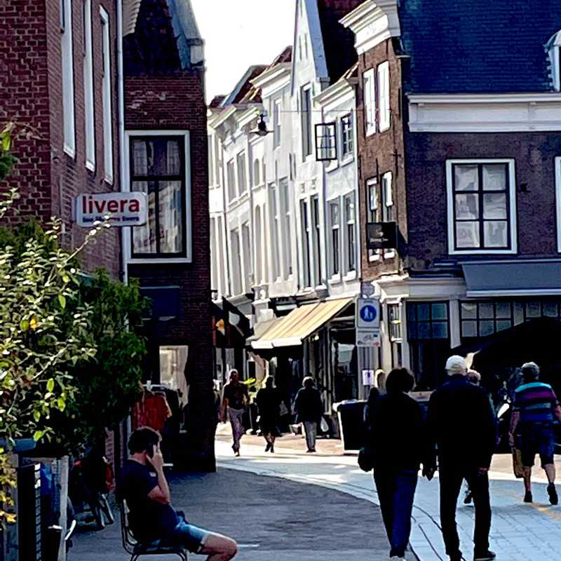 Town hall of Middelburg