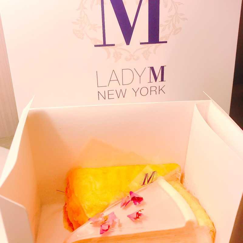 Lady M Cake Boutique (Causeway Bay)