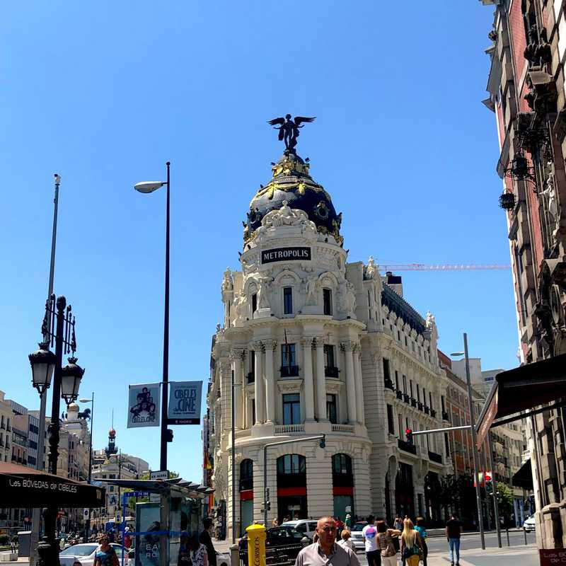 Trip Blog Post by @sopeopayemi: Madrid 2019 | 3 days in Aug (itinerary, map & gallery)