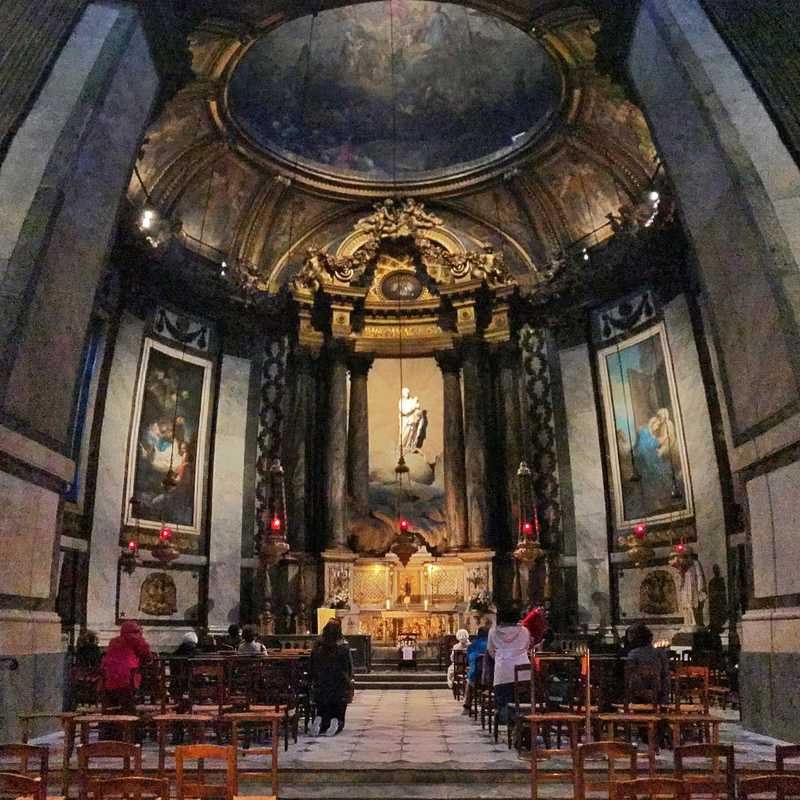 Saint Germain of Prés Church