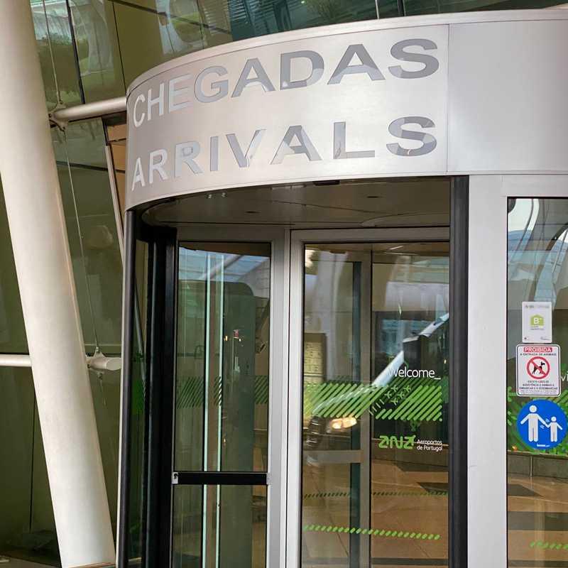 Francisco Sá Carneiro Airport