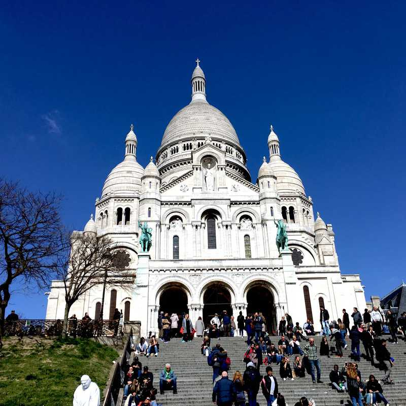Trip Blog Post by @mkyiv: Paris 🇫🇷 2019 | 5 days in Mar (itinerary, map & gallery)