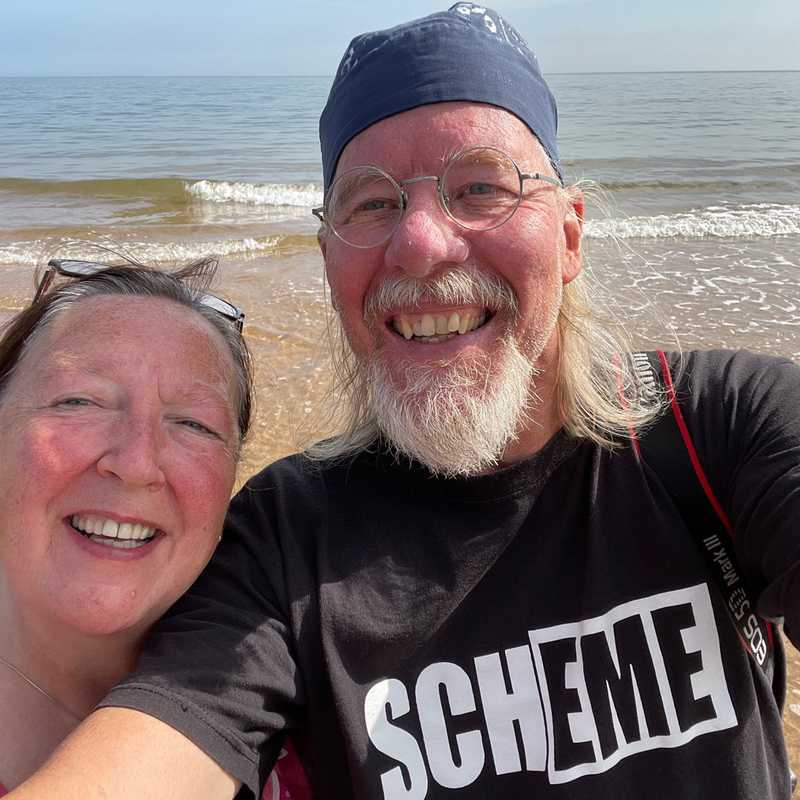 Newburgh sand dunes walk