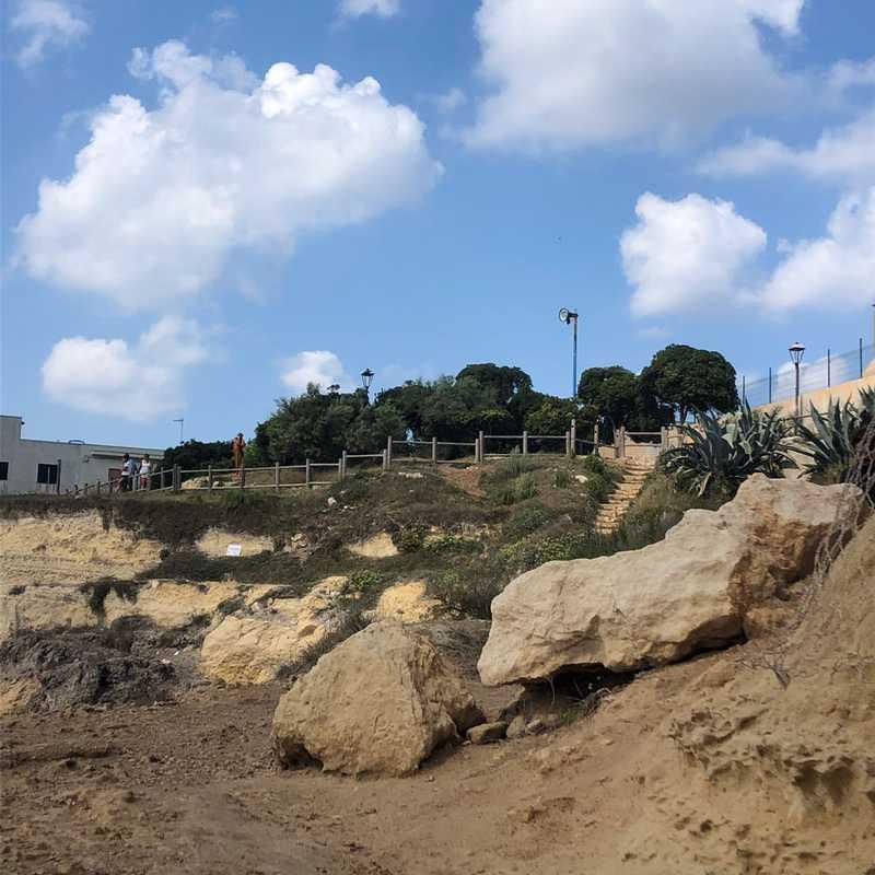 Beach Torre Sant'Andrea