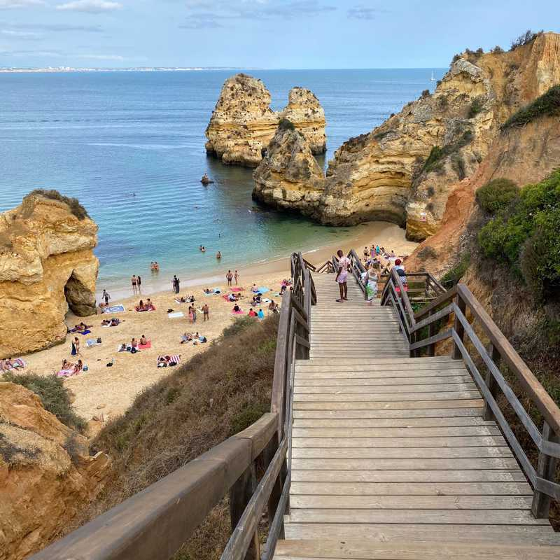 Trip Blog Post by @monicamartinspinto: ALGARVE, PORTUGAL 🇵🇹   5 days in Sep (itinerary, map & gallery)