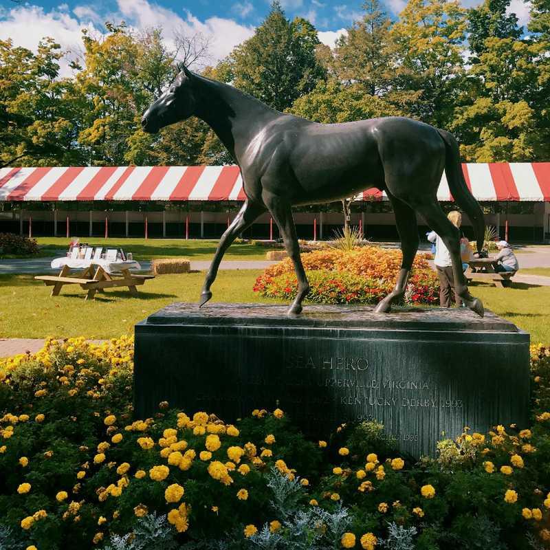 Visit Saratoga Race Course