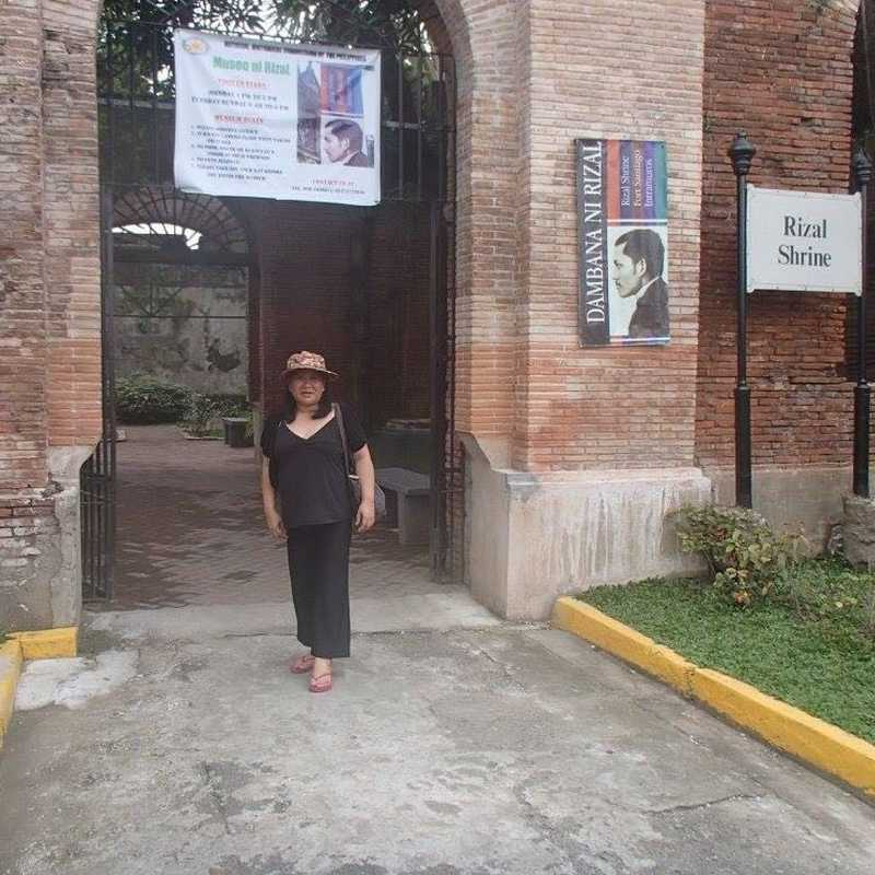 Rizal Shrine at Fort Santiago