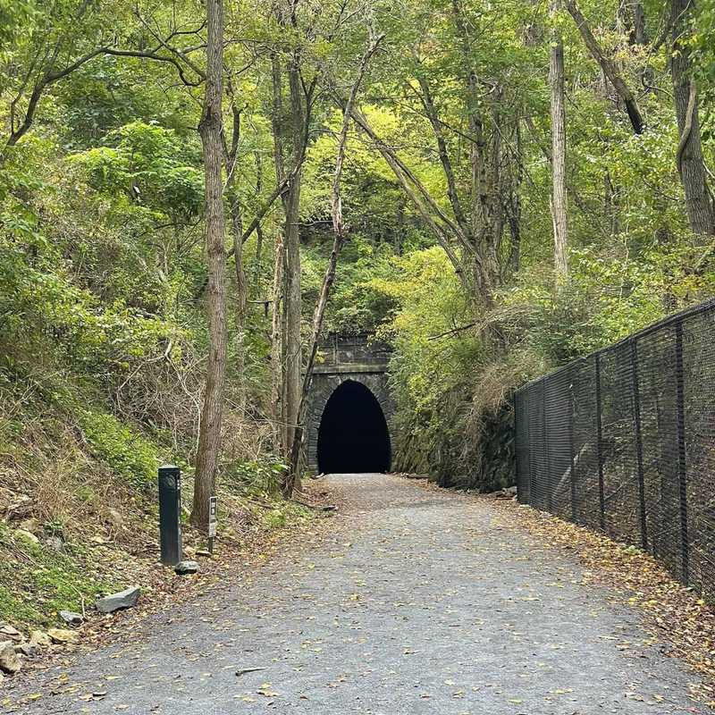 Trip Blog Post by @garypierce46: Blue Ridge Tunnel 2021 | 1 day in Oct (itinerary, map & gallery)