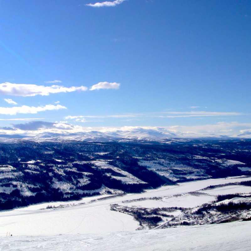 Åre ski resort