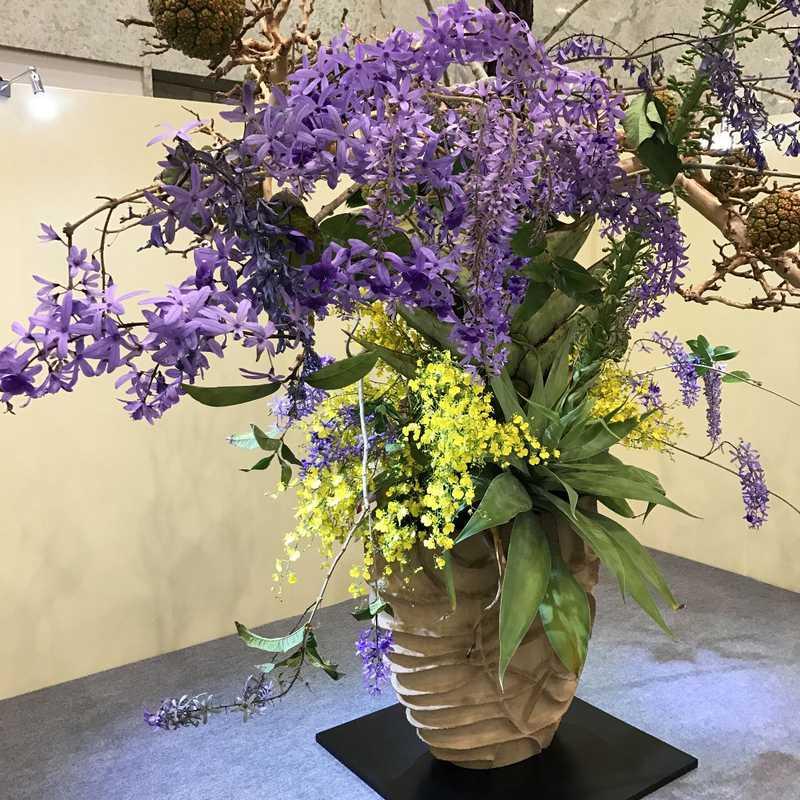 Trip Blog Post by @ASHIYK: OKINAWA IKEBANA 2017 | 2 days in Apr (itinerary, map & gallery)