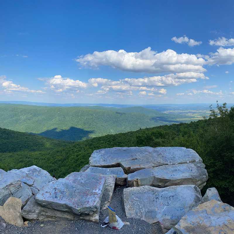 Big Mountain Overlook