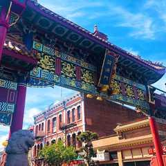 Victoria's Chinatown