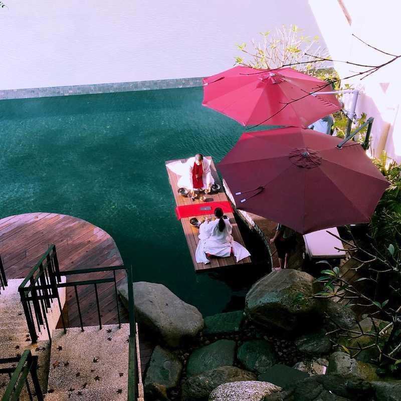 Morning Life Rituals at Volando Urai