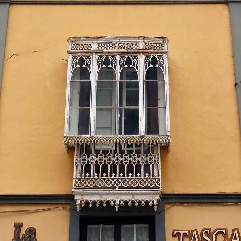 Casa Lorenzo-Cáceres y Escuela de Música Municipal Funcanorte