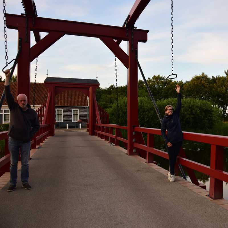 Bourtange Fort Bridge1