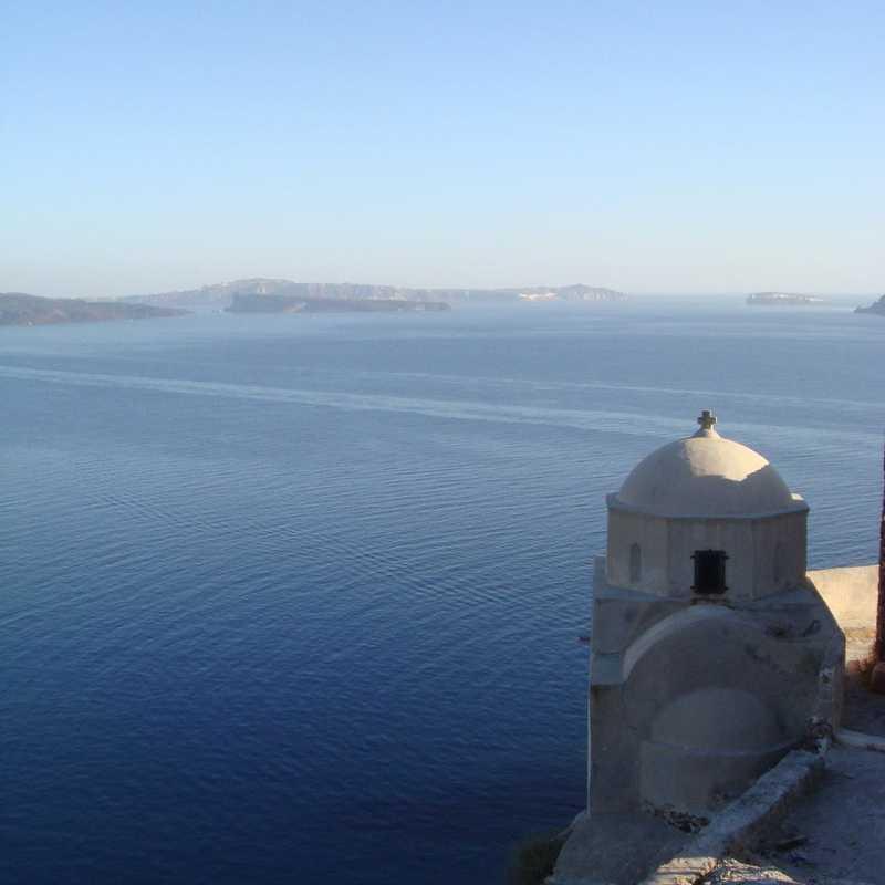 Oia Castle