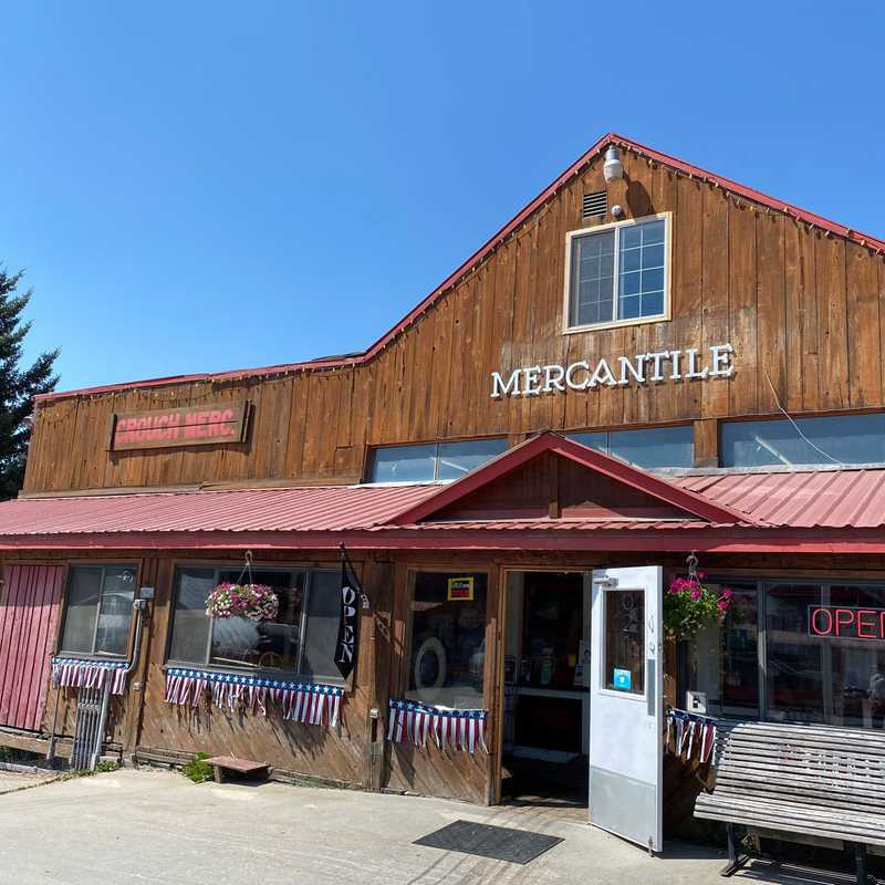 Middle Fork Trading Post