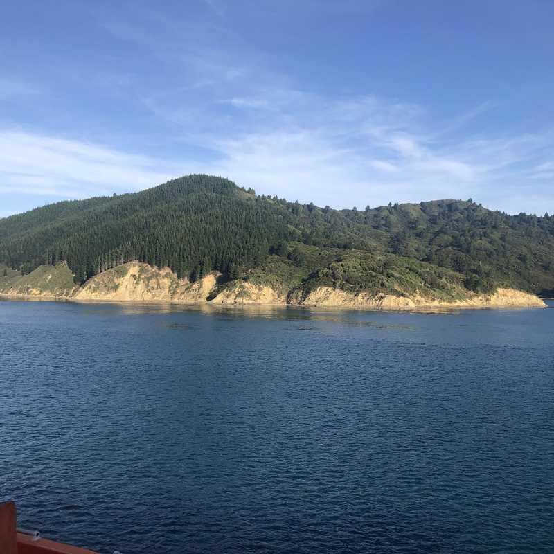 Interislander Cook Strait Ferry