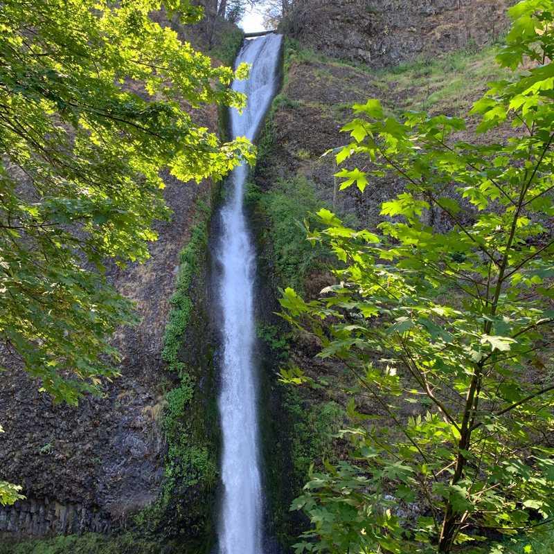 Horsetail Falls Trailhead