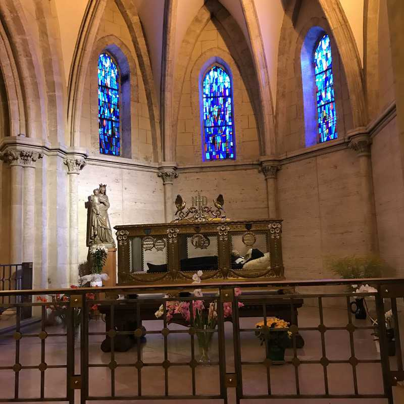 Shrine of St. Bernadette