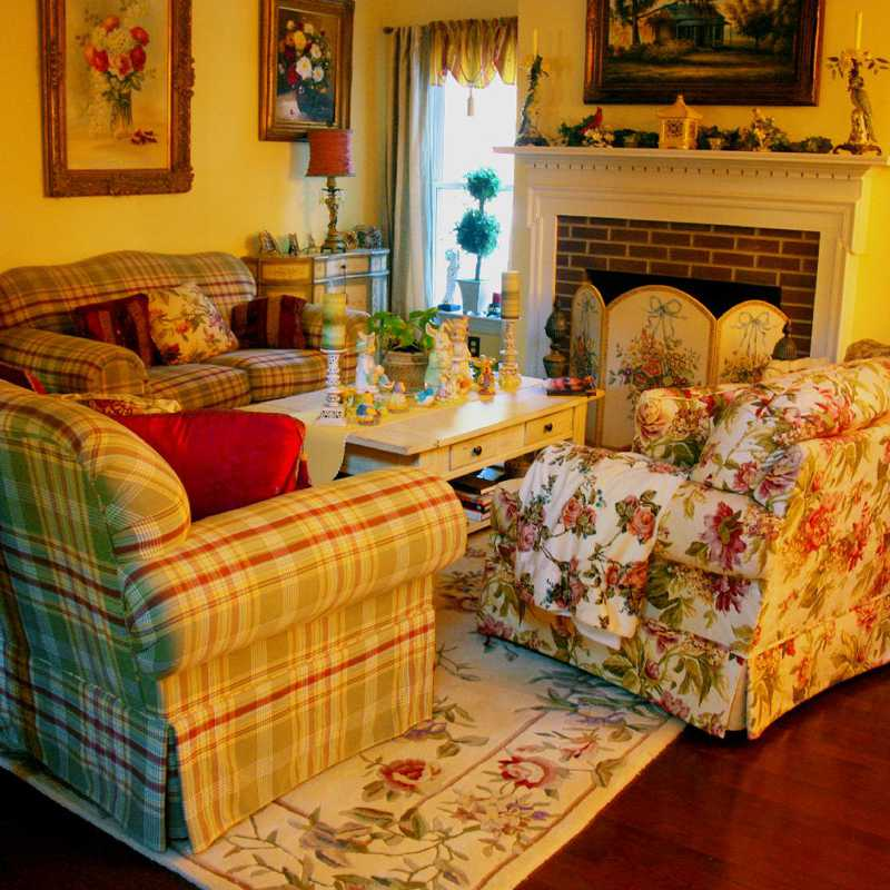 Airbnb Charleston Country House