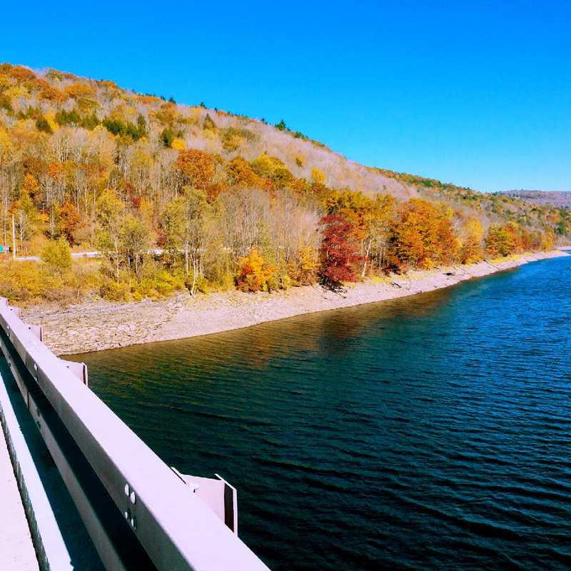 Visit Pepacton Reservoir