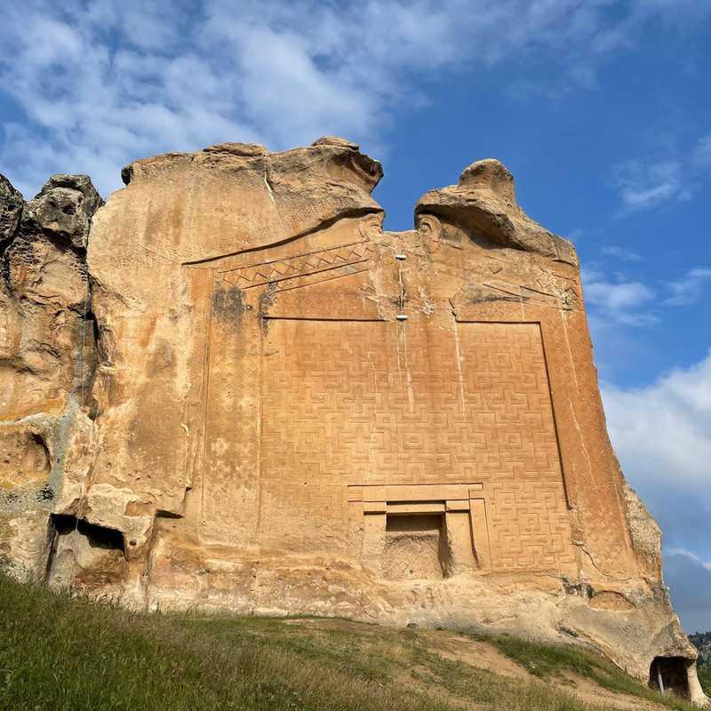 Yazılıkaya (Midas Anıtı)