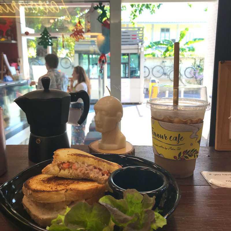Favour Café