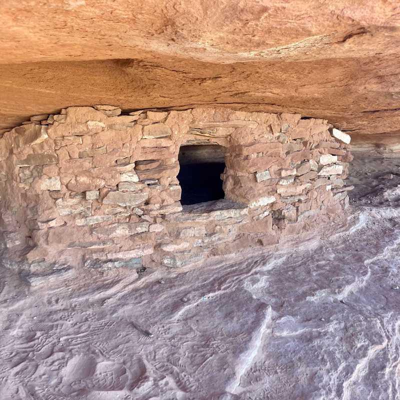 Aztec Butte Trailhead