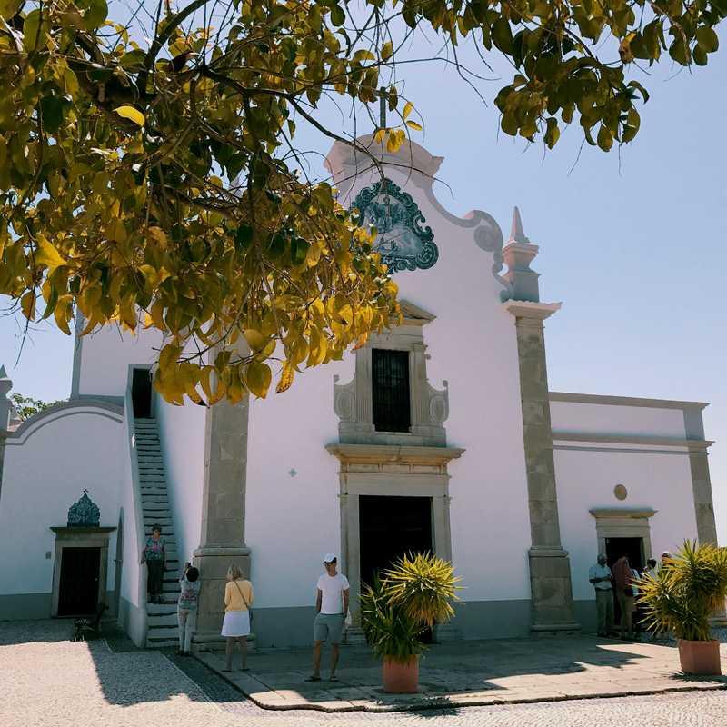 Visit Church of Sao Lourenco