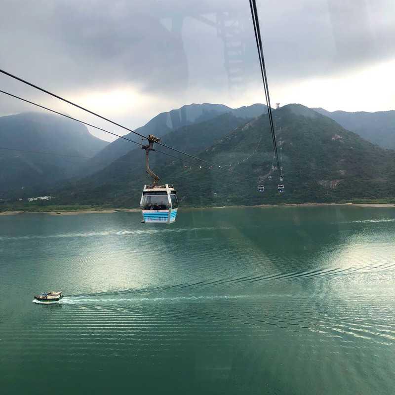 Next stop: Lantau Island