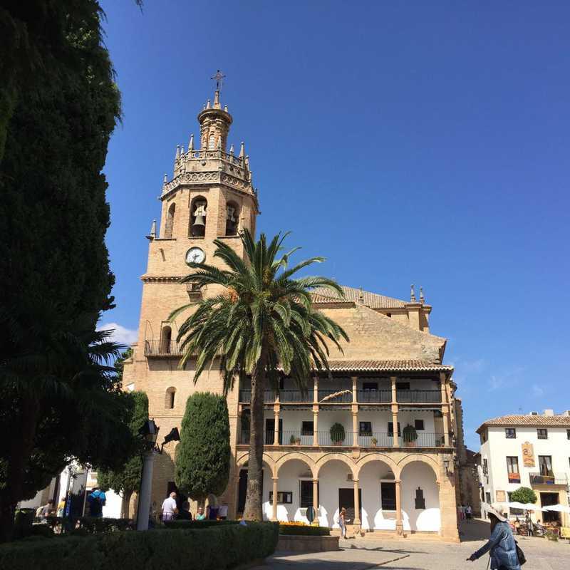 Iglesia de Santa María la Mayor