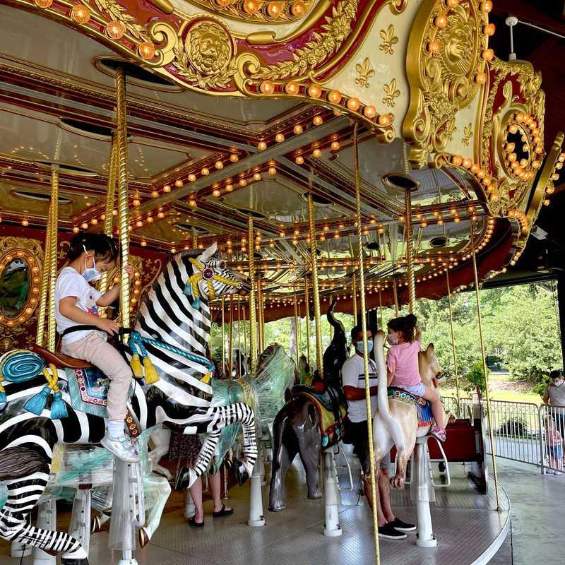 Van Saun Park Carousel
