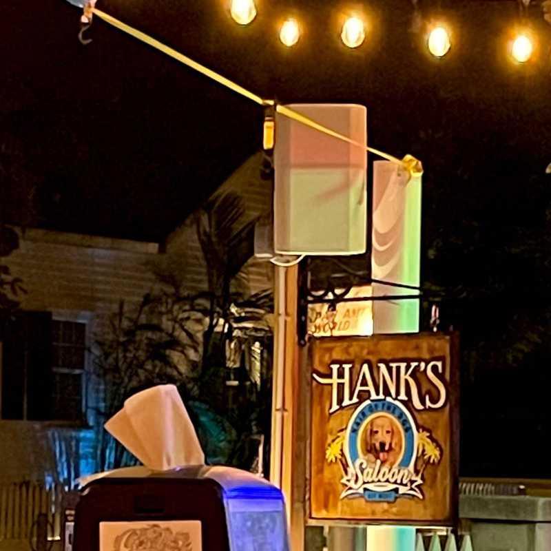 Hank's Hair of the Dog Saloon