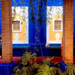 Jardin Majorelle | Travel Photos, Ratings & Other Practical Information