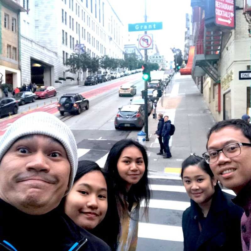 Trip Blog Post by @ellyeachman: San Francisco 2019 | 1 day in Dec (itinerary, map & gallery)