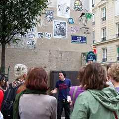 Street Art Tour with Underground Paris