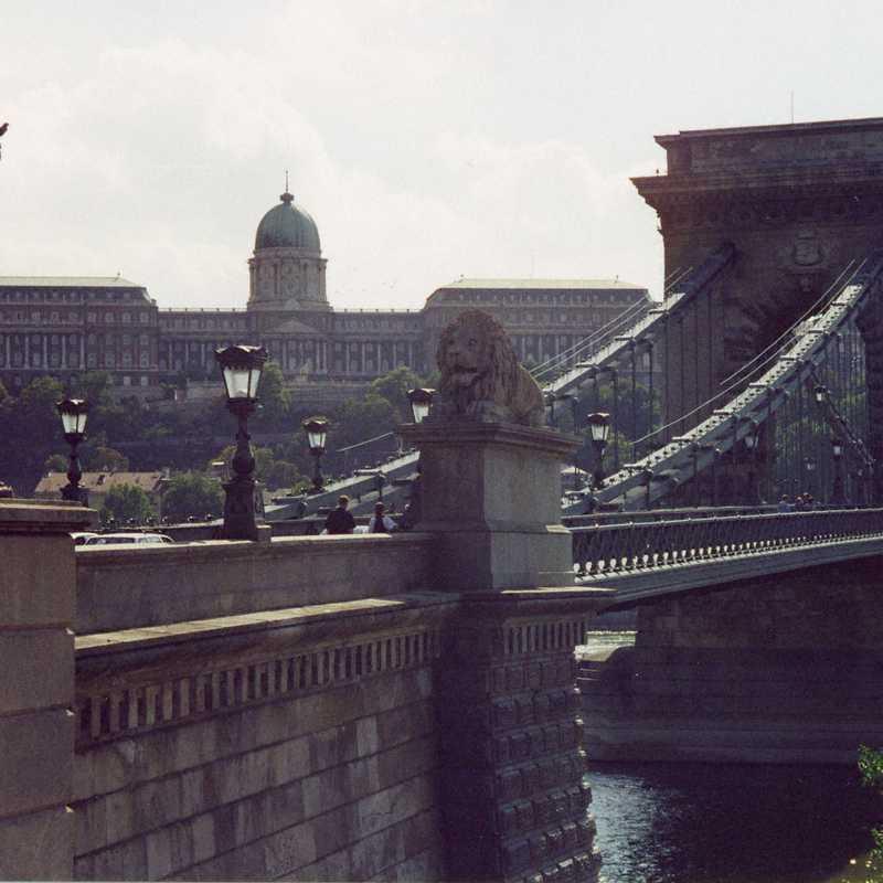 Szechenyi Square