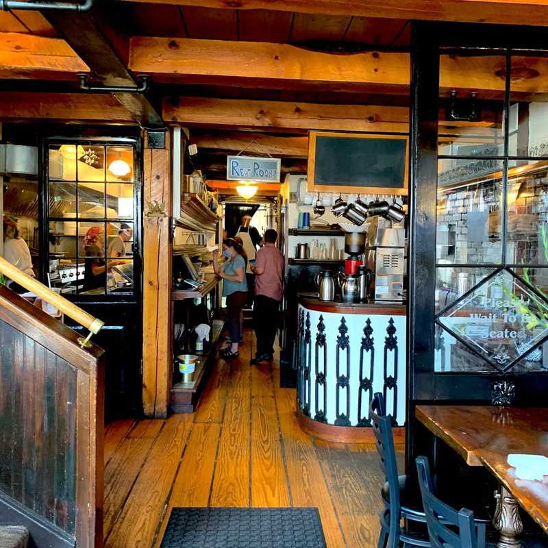 Bayside American Cafe