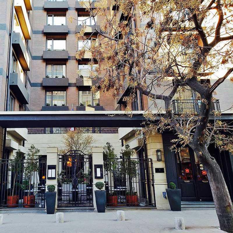 The Singular Santiago, Lastarria Hotel