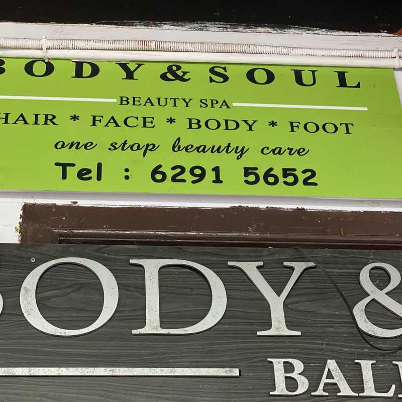 Body & Soul Bali Spa