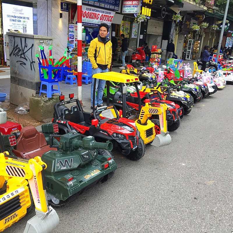 Hanoi, Vietnam              Dec 12-19, 2018
