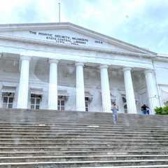 The Asiatic Society of Mumbai Town Hall