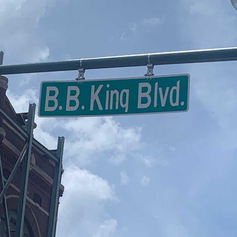 Beale Street Entertainment District